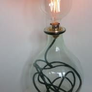 Flaschenlampe/Licht_an