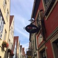 Bummeln in der Böttcherstraße