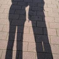 Wo Sonne ist, gibt es auch einen Schatten